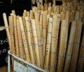 金 戦気 竹刀(オーダー作製品)。納期6ヶ月〜。※大変混み合っております。材料関係でも更に遅くなる場合がございます。