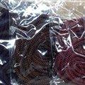 甲手紐 カラー 人絹(4本1組) ☆郵送可能☆