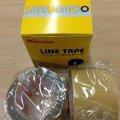 ライン消しテープ☆MIKASA☆LINE TAPE☆ 茶
